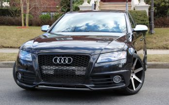 2011 AUDI S4 QUATTRO 6SPEED