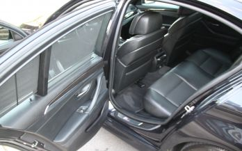 2011 BMW 550I SPORT M PKG 6SPEED