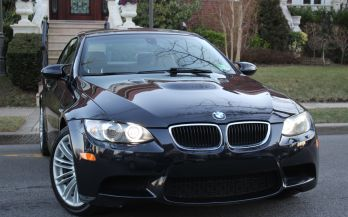 2011 BMW M3 COUPE V8