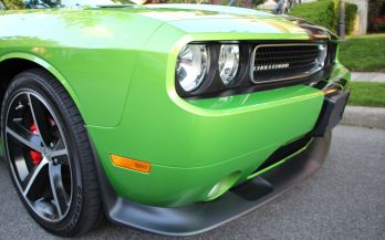 2011 DODGE CHALLENGER SRT8 392 EDITION