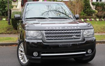 2011 RANGE ROVER AUTOBIOGRAPHY SUPERCHARGED