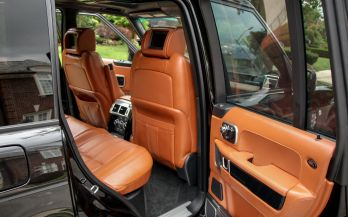 2012 RANGE ROVER AUTOBIOGRAPHY SUPERCHARGED