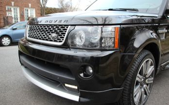2012 RANGE ROVER SPORT AUTOBIOGRAPHY SUPERCHARGED