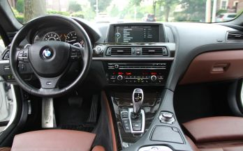 2013 BMW 650XI GRAND COUPE SPORT M