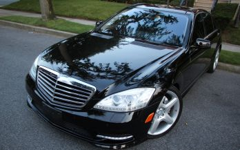 2013 MERCEDES S550 SPORT AMG
