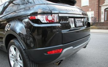 2013 RANGE ROVER EVOQUE PURE PLUS COUPE