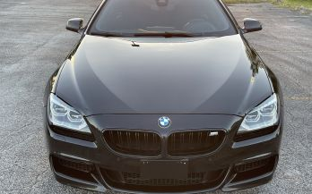 2014 BMW 650I M SPORT EDITION GRAN COUPE
