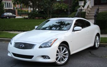 2014 INFINITI Q60 JOURNEY COUPE AWD V6