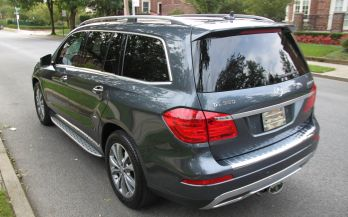 2014 MERCEDES GL350 BLUETEC