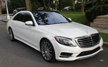 2014 MERCEDES S550 SPORT AMG