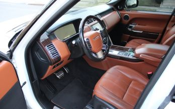 2014 RANGE ROVER AUTOBIOGRAPHY STARTECH EDITION
