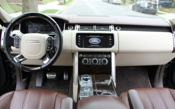 2014 RANGE ROVER AUTOBIOGRAPHY SUPERCHARGED