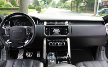 2014 RANGE ROVER SUPERCHARGED LUMMA CLRR EDITION