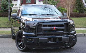 2016 FORD F-150 XL 4x4 WHIPPLE SUPERCHARGED