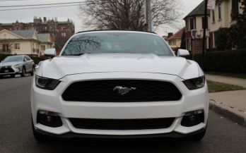 2016 FORD MUSTANG ECO PREMIUM CONVERTIBLE