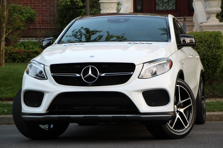 2016 MERCEDES GLE450 COUPE 4MATIC AMG