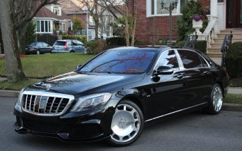 2016 MERCEDES S600 MAYBACH BRABUS EDITION