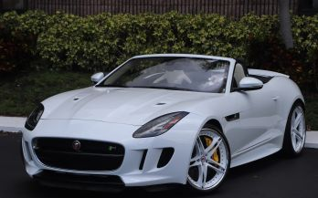 2017 JAGUAR F-TYPE R AWD SUPERCHARGED