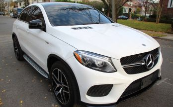 2019 MERCEDES GLE43 AMG COUPE